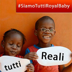 Royal Baby contro Real Baby